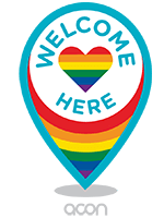 welcome here project logo