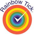 Rinbow Tick Logo
